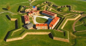 Courtesy of the Fort McHenry National Monument and Historic Shrine