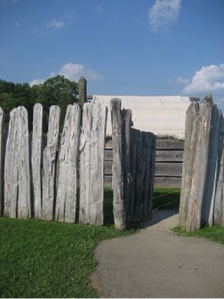 Fort Necessity Photo Credit: Wikipedia